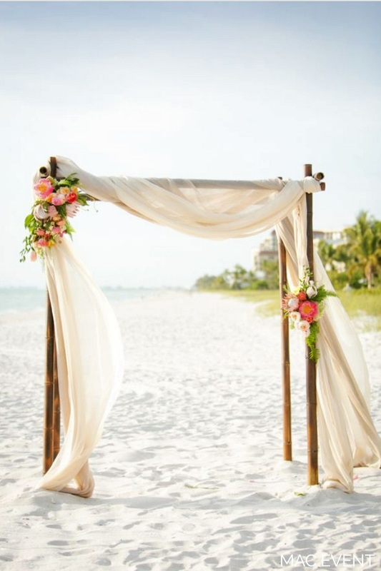 Bamboo Wedding Gazebo Rentals : bamboo wedding canopy - memphite.com
